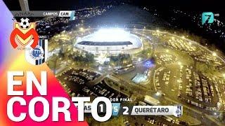 Resumen Monarcas 1 - 2 Querétaro - J16 Torneo Clausura 2015