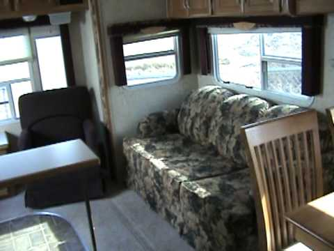 2006 Wildcat 5th Wheel Travel Trailer Rv