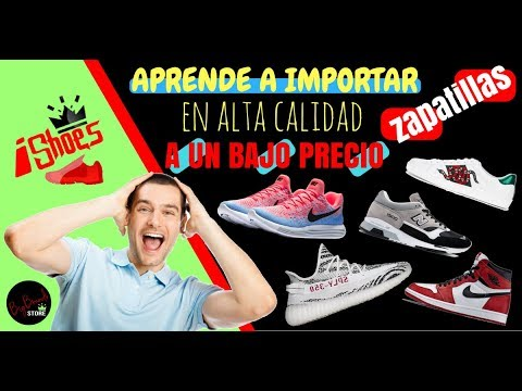 0e2fb209 Aprende A Importar Zapatillas | Importación De Zapatillas De China |  Aprende A Importar