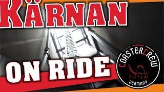 Der Schwur des Kärnan / The Oath of KARNAN POV | Gerstlauer Roller Coaster | Hansa Park no VR 360