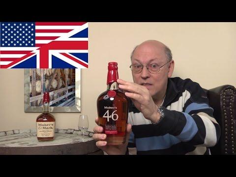 Whiskey Review/Tasting: Maker's Mark 46