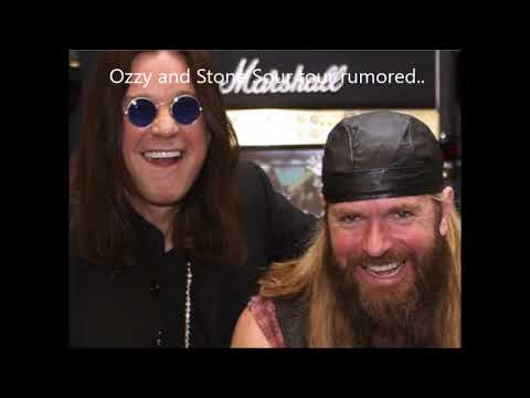 Tour rumor .. Ozzy Osbourne to announce Fall North American Tour With Stone Sour...