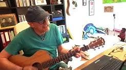 Geburtstagslied NEU!!! - Wahnsinn, jetzt bist du schon 50 - M:W. Petry - Für Akustik-Gitarre