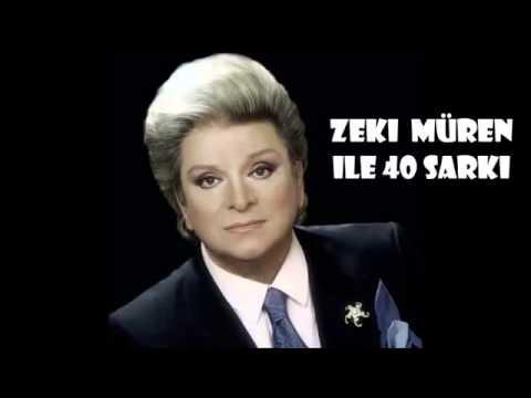 Zeki Müren ile 40 Şarkı