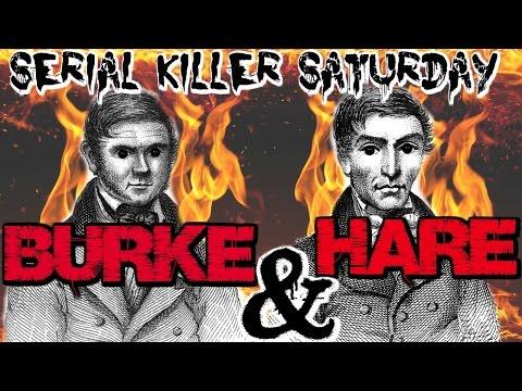 Serial Killer Saturday - Burke & Hare