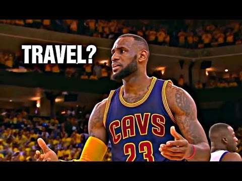Thumbnail: NBA Uncalled Travels Compilation