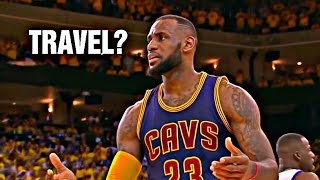 NBA Uncalled Travels Compilation thumbnail