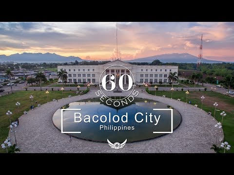 60 Seconds In: Bacolod City, Negros Occidental, Philippines