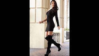 Over The Knee Boots Fashion 2