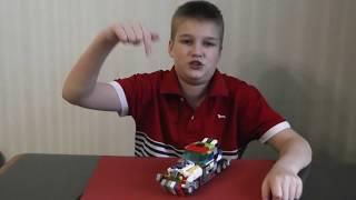 Mad Max, грузовик из фильма «Безумный Макс: Дорога ярости» - обзор самоделки из LEGO