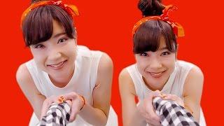 """双子のフリー素材アイドルMikaRika(ミカリカ)の""""私たちを使って""""とい..."""