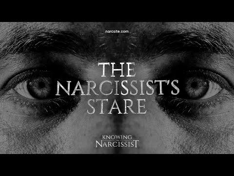 The Narcissist´s Stare