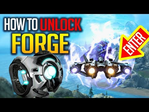 How To Unlock FORGE On Halo Reach PC + INSTALL GUIDE