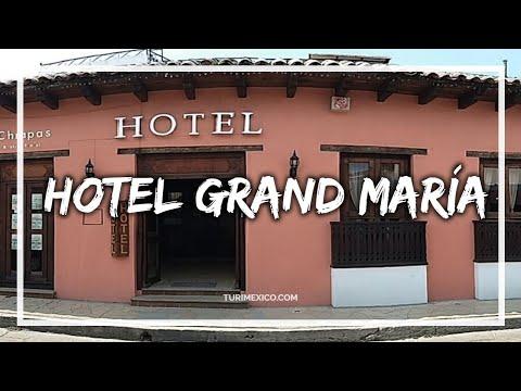 Hotel Grand Maria en San Cristobal de las Casas