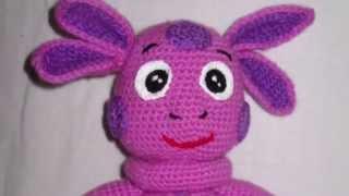 Амигуруми: схема Лунтика. Игрушки вязаные крючком! Free crochet patterns. Free crochet patterns.