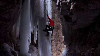 ARC'TERYX Will Gadd Ice Climbing in Marble Canyon