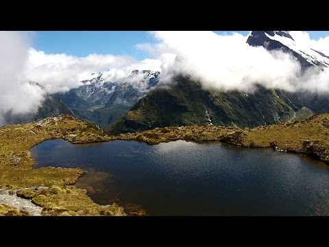 [The Milford Track, New Zealand]