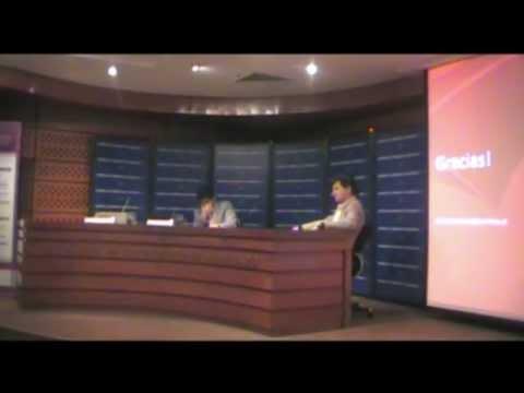 Salustio Prieto Márquez - Workshop Santiago de Chile