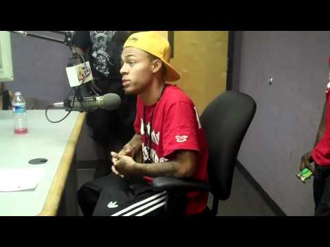 Nicole Collins Talks To  Bow Wow October 15, 2011 on Q93, No