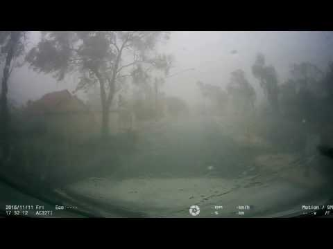 Broken Hill Hail Storm Nov 11 2016