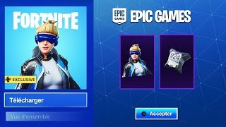 "NEW PACK ""PLAYSTATION PLUS"" on Fortnite Battle Royale 😱"