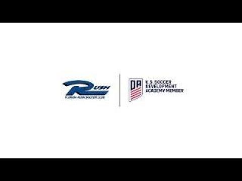 U-14 USSDA: Palm Beach United (PBU) vs. Florida Rush Soccer Club (Jan 20 2018)