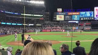 New York Yankees 2019 AL East Champions Yankee Stadium