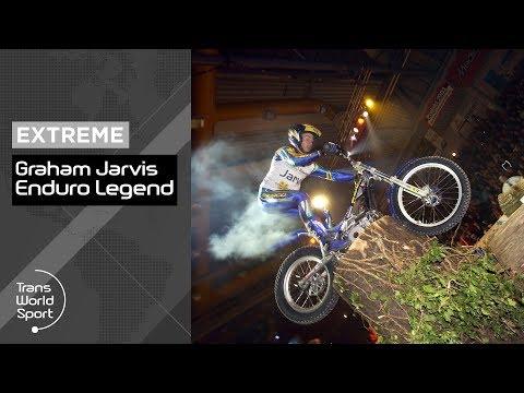 Extreme Enduro Legend Graham Jarvis on Trans World Sport
