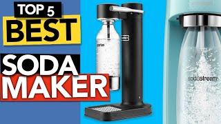✅ TOP 5 Best Soda Maker of 202…