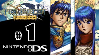 [DS] Fire Emblem: Shadow Dragon ♦ Chapter 1: Marth Embarks