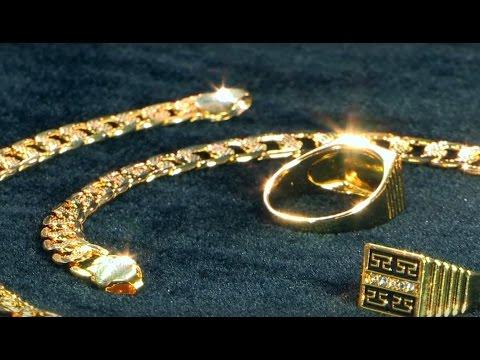 Комплект мужских украшений Арго (цепь, кольцо, браслет) [Domatv by]