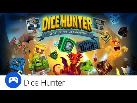 Dice Hunter (recenze hry)