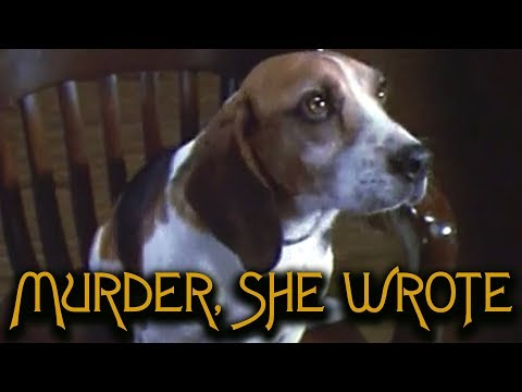 That Time Murder, She Wrote's Murderer Was A Dog