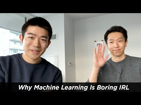 Why Machine Learning Is More Boring Than You May Think
