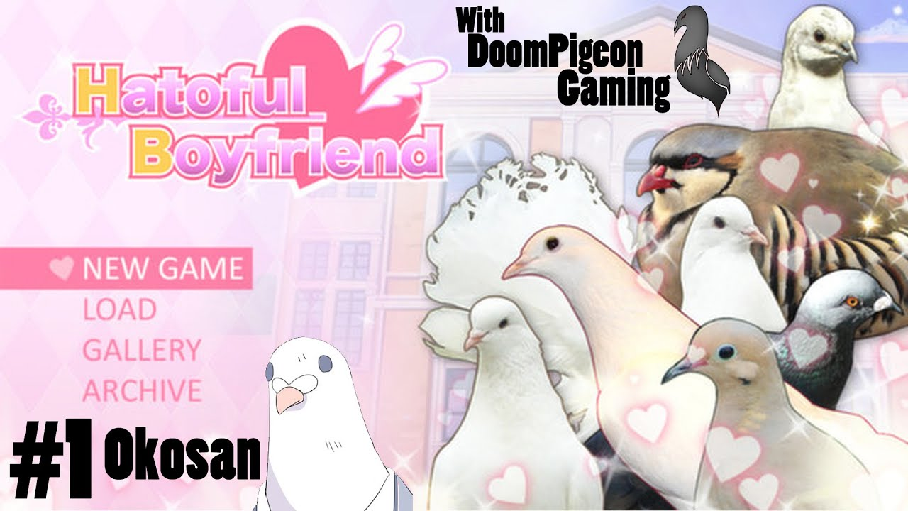 The 6 Most Insane Video Games About Dating