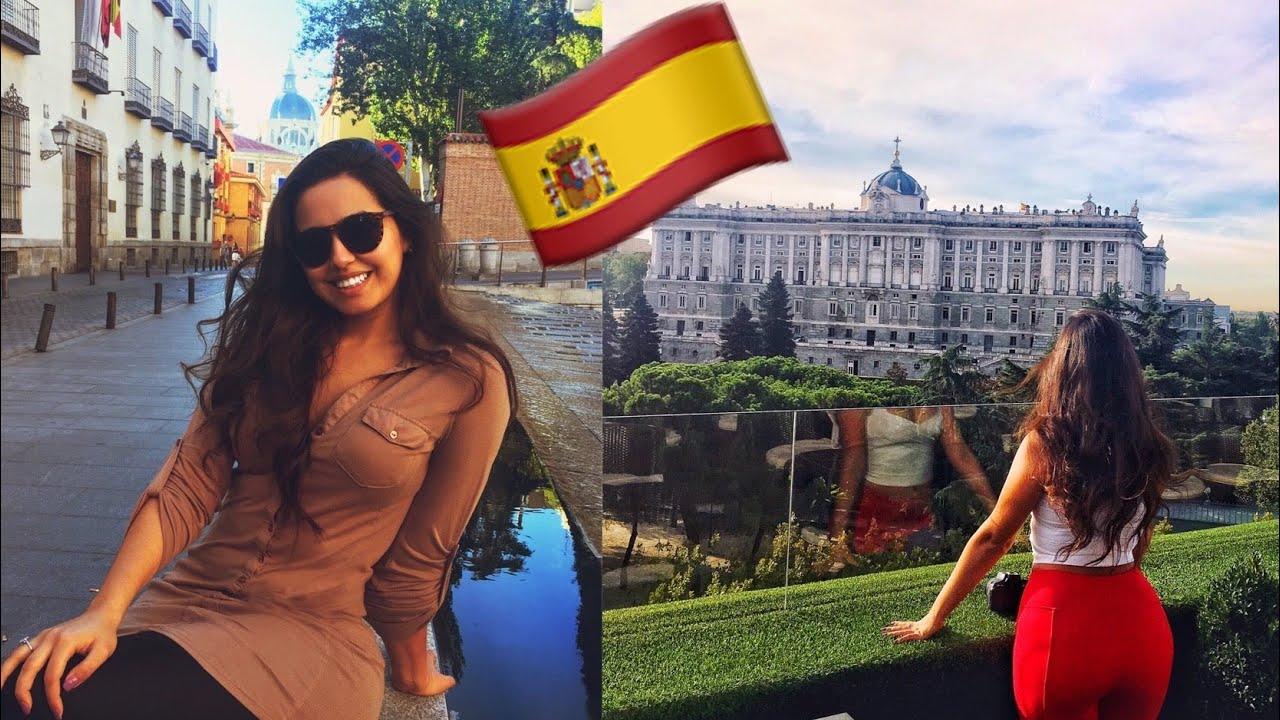 Quick Trip To Madrid Amp Bilbao Spain Travel Vlog