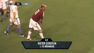 1. FC Nürnberg - FC Schalke 04 (Finale, AOK Traditionsmasters 2016) - Spielszenen | SPREEKICK.TV