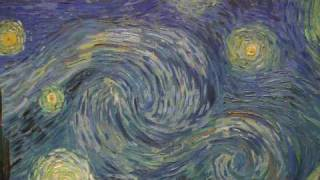 MoMA: Vincent van Gogh. The Starry Night. 1889