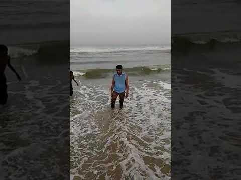 Chennai, marine beach seance