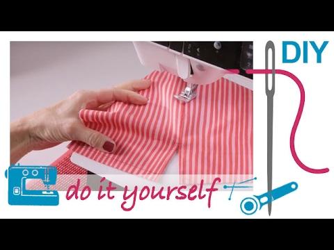Nählexikon von A–Z –  seitlicher Schlitz – Nähen lernen mit Zierstoff