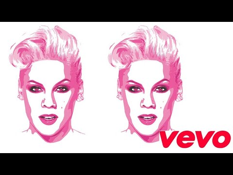 P!nk Featuring Cash Cash - Can We Pretend [ Official Video ]