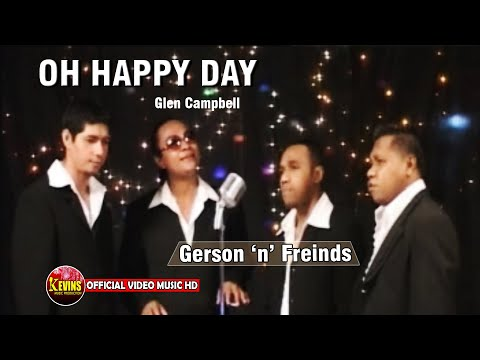 HAPPY DAY -   GERSON 'N' FREINDS  - KEVINS MUSIC PRO