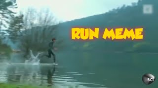 run meme compilation