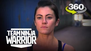 Course in 360 Virtual Reality with Kacy Catanzaro | Team Ninja Warrior | ANW