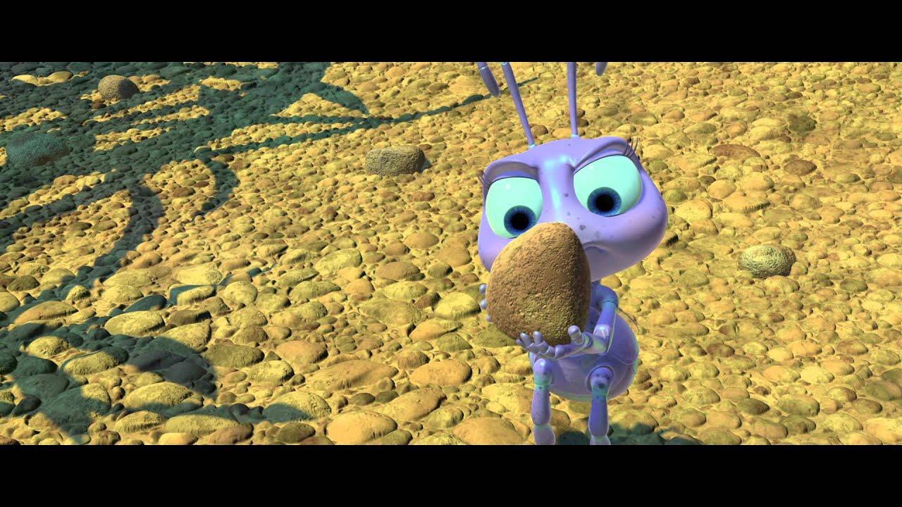 A Bug's Life - Trailer
