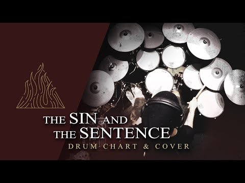 Trivium - The Sin and the Sentence (Drum Cover/Chart)