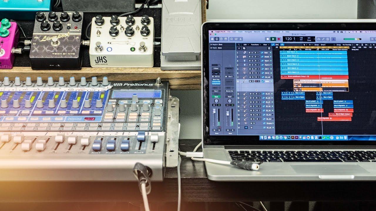 Microphone Database   Audio Recording News   RecordingHacks