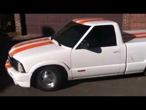 1994 Chevy S10 SS  YouTube