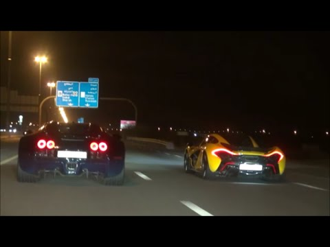 SuperSprint U.A.E Exotic Car Drive On Board Ferrari FF