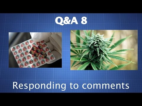 Q&A 3 - Lysergamide Syntheses, 4F-MPH by The Drug Classroom